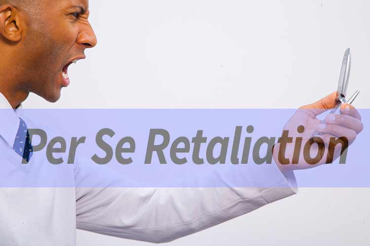 Per Se Retaliation – Federal Supervisors Unlawfully Threaten Employees
